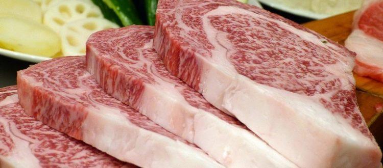 Wagyu-kobe, la carne di lusso